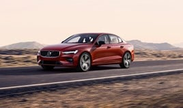 Volvo's new S60 T8 Twin Engine plug-in hybrid