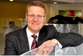 Vertu Motors chief executive Robert Forrester