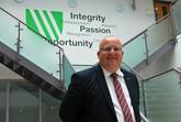 Vertu Motors group sales director Steve Rowe