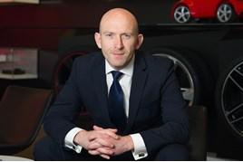 Audi UK head of fleet sales, Tom Brennan