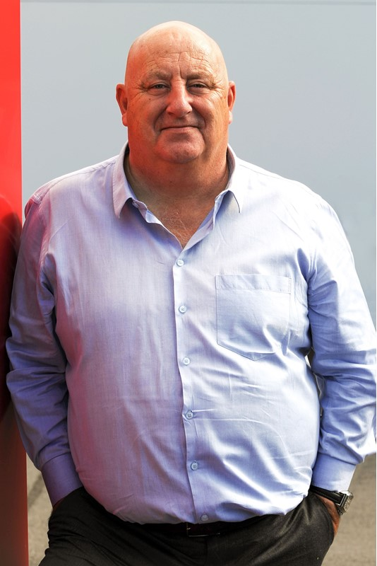 Allan Otley, managing director, Cars2