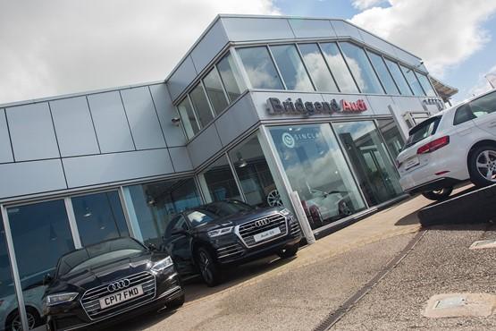 Sinclair Motor Group Audi dealership
