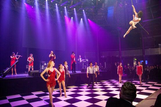 The showcase Ben Ball fund-raising event will return for 2021