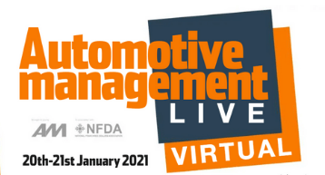 The free AM Live Virtual 2021 car retail expo event takes place on January 20 and 21