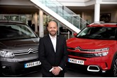 Citroen UK head of business sales, Edward Hickin