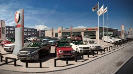 Cartime's planned specialist used 4x4 dealership in Bury