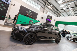 Aston Barclay's physical used car auctions returned as 'Lockdown 3' restrictions were eased
