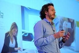 Simon Dixon, founder of Rockar
