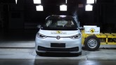 ​Volkswagen ID.3 awarded a five-star Euro NCAP safety rating