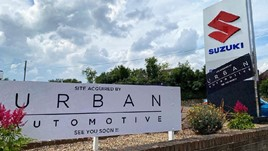 The former Progress Suzuki site at Milton Keynes was acquired by Urban Automotive