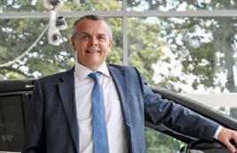 Snows Motor Group chief executive, Stephen Snow