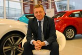 Motorvogue managing director Jon Pochin