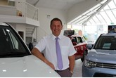 Holt Mitsubishi dealer principle Brian Holt