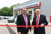 Colley Mitsubishi opens new £250,000 showroom