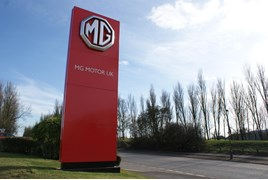 MG Motor UK continues to expand its network