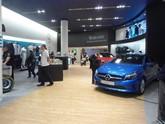 Mercedes-Benz Reading pop-up