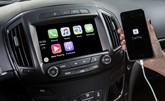 Vauxhall Apple CarPlay