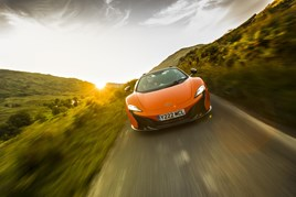 McLaren Automotive appoints sixth UK dealer