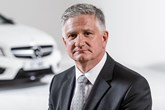 Gary Savage, Mercedes-Benz
