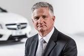 Gary Savage, Mercedes-Benz