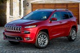 Customers can get  up to £2,500 off a Renegade and £5,000 on the Cherokee and the Grand Cherokee