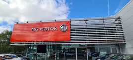 Holdcroft Group has added a MG Motor UK franchise into its Cheshire Oaks Honda showroom