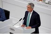 Former Audi chief executive, Rupert Stadler