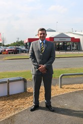 Aaron Argyle, general sales manager Grenson Motor Company