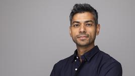 Cazoo's European managing director Abhishek Roy