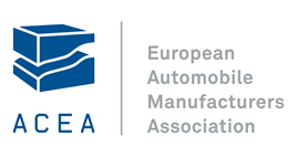 European Automobile Manufacturers' Association (ACEA) logo