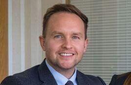 Chorley Group managing director, Adam Turner