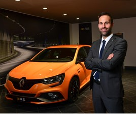Adam Wood, Renault UK marketing director