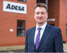 Jonathan Holland, managing director of ADESA UK