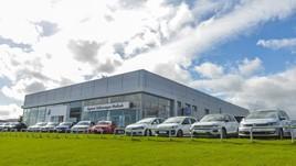 Agnew Group's Newtonabbey Volkswagen facility