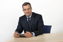 Augustin Martin, Toyota GB's incoming president and managing director