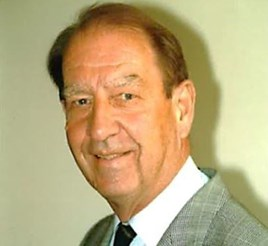 The former chairman and chief executive of Caffyns, Alan Caffyn