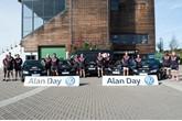 Alan Day VW Saracens partnership