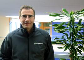 CarMoney's managing director, Alastair Grier