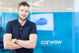 Alex Rose, Carwow