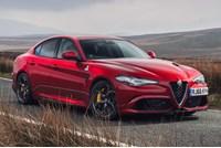 Alfa Romeo Guilia Quadrifoglio