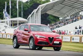 Alfa Romeo Stelvio prices