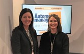 Ladies Automotive Club founders Alison Ashley, RSM's head of automotive, and Tracy Ellam, director of automotive for Mazepoint