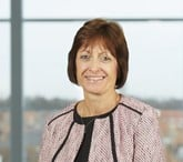 PSA Group's UK managing director, Alison Jones