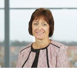 PSA Group's UK managing director, Alison Jones