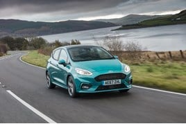 The Ford Fiesta remained the UK's best selling in March, 2019