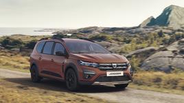 Dacia's new seven-seat Jogger SUV