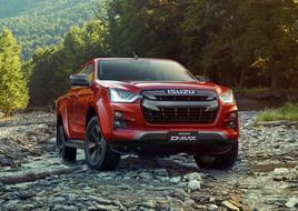 All-new Isuzu D-Max pick-up