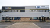TrustFord's 20,000 square foot service and PartsPlus aftersales centre in Alperton