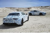 In camouflage: the Alpine Première Edition