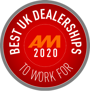 Netto Best UK Dealerships To Work For 2020 logo
